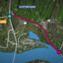 Riverview closes westbound from Route 146 to Nott, for culvert work