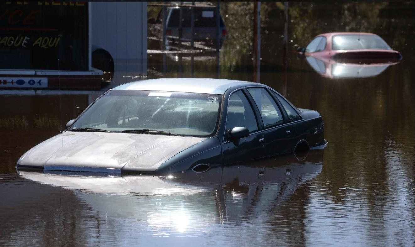 FILE - A South Carolina city is getting about $1 million in federal assistance for the costs of cleaning up after Hurricane Matthew in 2016. (Zach Frailey/The Free Press via AP)