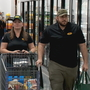 Layton couple who won $10,000 worth of groceries charged with felony theft