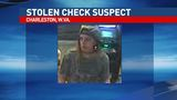 Charleston police working to identify suspect accused of using stolen check