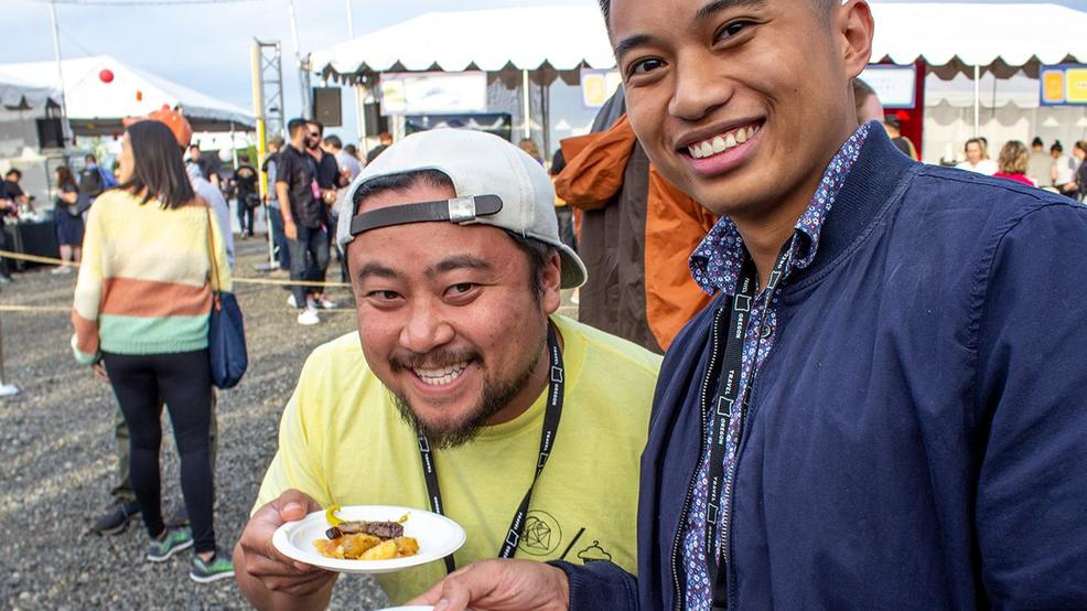 Photos: Foodies unite for unforgettable dishes at Feast Portland's Night Market