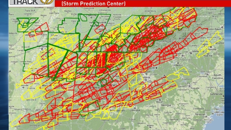 6 Years Later A Look Back At The April 27th 2011 Tornado Outbreak