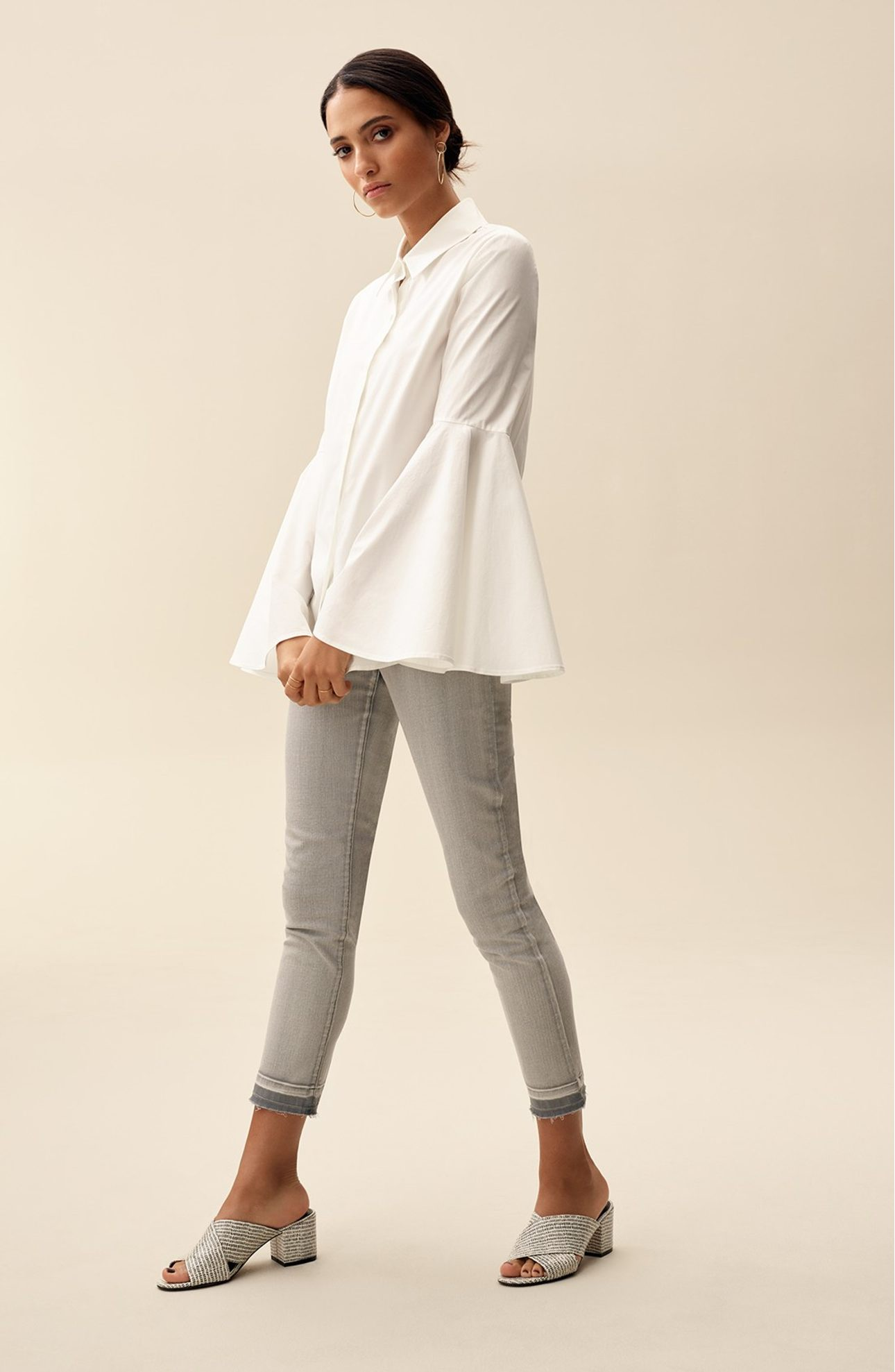Bell Sleeve Shirt - $89.00 (Image: Nordstrom)