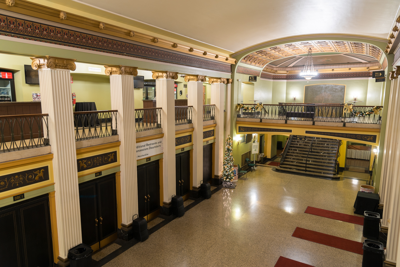 Built in 1928, the Taft Theatre was named after the famous Taft family. It underwent an extensive renovation in 2011, and the theatre now contains roughly 2,300 seats and a ballroom which fits 500 (standing-room capacity). ADDRESS: 317 E 5th St., Cincinnati, OH 45202 / Image: Phil Armstrong, Cincinnati Refined // Published: 1.11.17