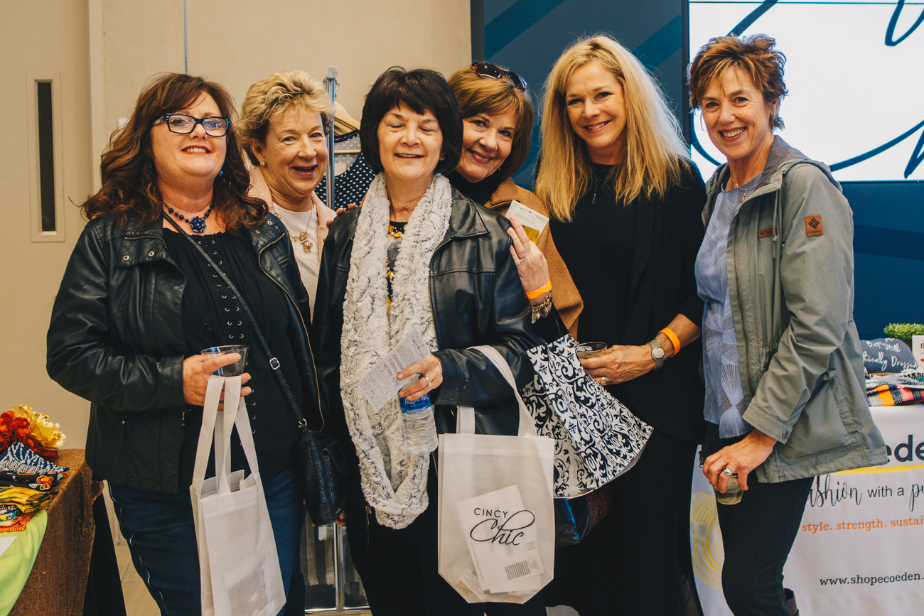 Patti Meek, Erin Jannings, Michelle Scott, Linda Altervers, Lisa Groth, and Terri D'Ambrosio / Image: Catherine Viox // Published: 3.23.19