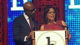 PHOTOS: ABC7's Veronica Johnson honors US Army engineers at BEYA Stars and Stripes Awards