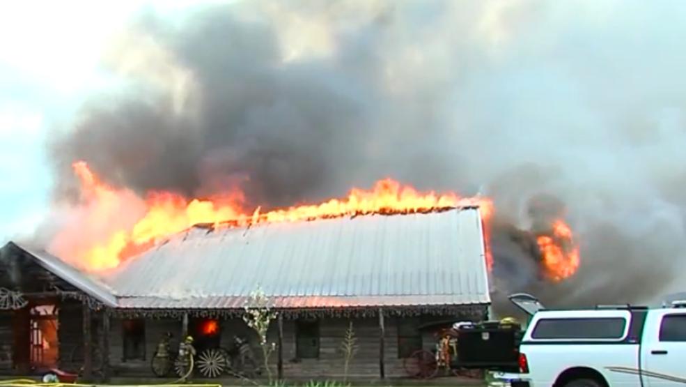 Beloved Bartlesville western store suffers heavy fire ...