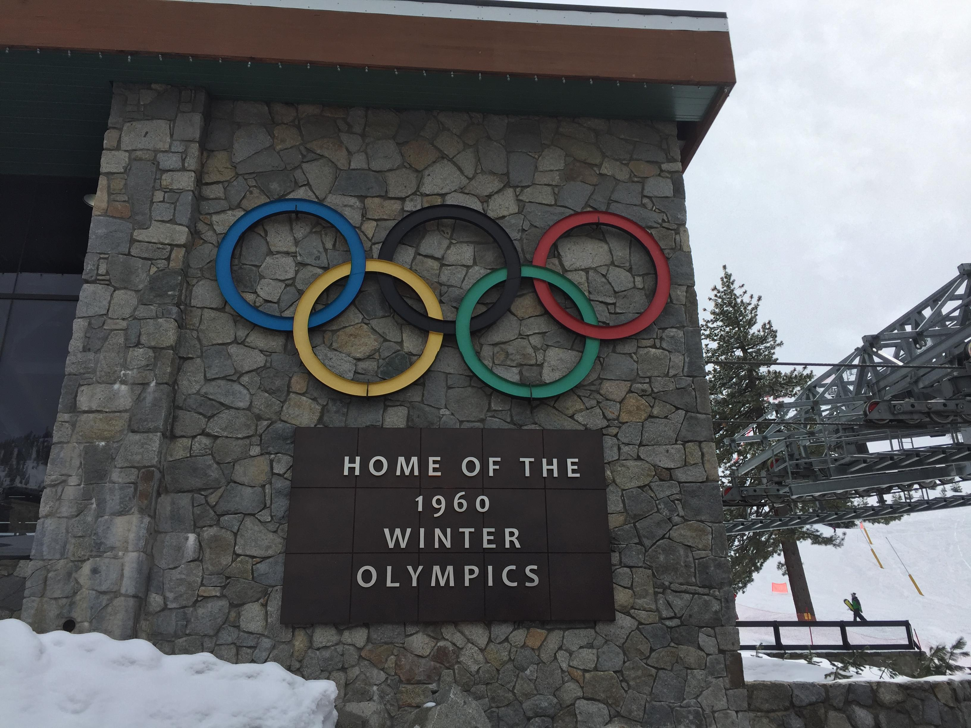 If you're a skier or snowboarder, Squaw Valley is famous for hosting hte 1960 Winter Olympics.