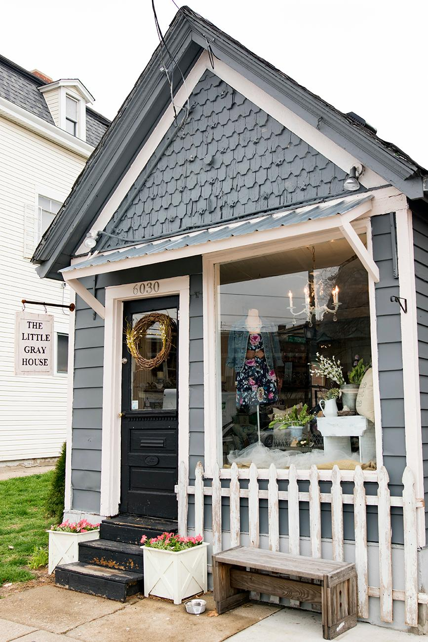 The Little Gray House is located in Pleasant Ridge. Owners Angela Conrad and Debra Jaspers opened the shop in the fall of 2018 to sell vintage items, decorative pieces and assorted novelties. Their shop even has a walk-up window for ice cream during the warmer months. LGH's collection rotates seasonally, so you'll never see the same thing twice. ADDRESS: 6030 Ridge Avenue (45213) / Image: Allison McAdams // Published: 4.22.19