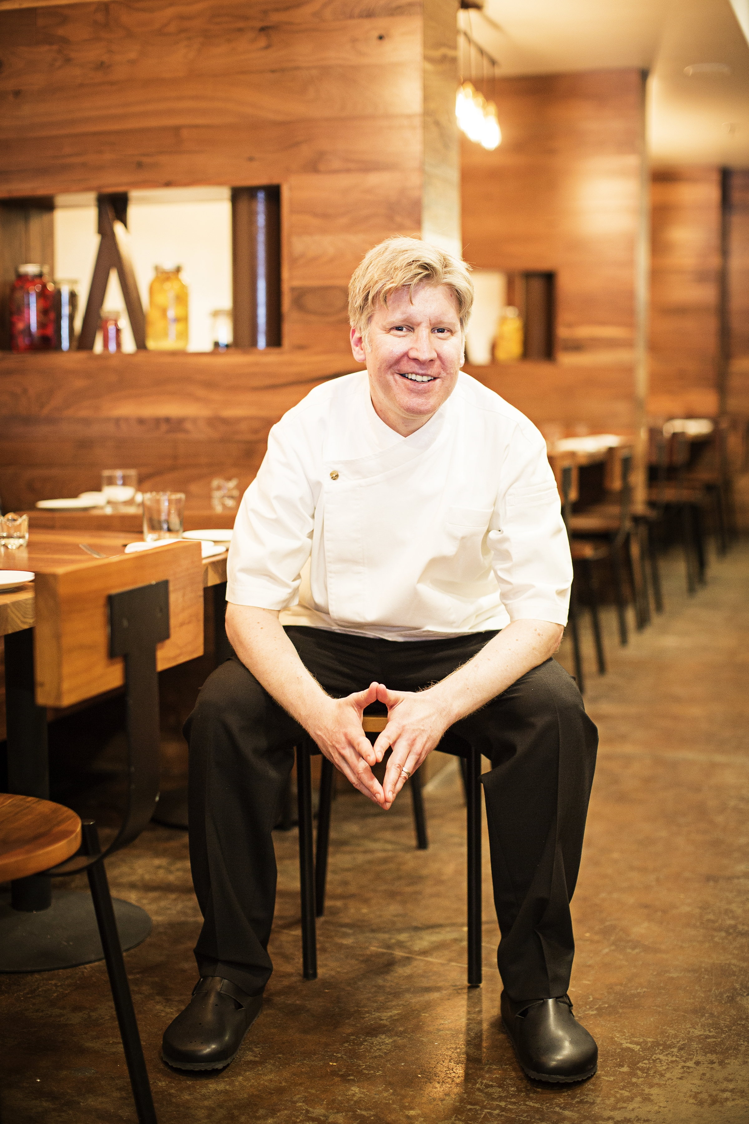 Chef and owner of Garrison, Rob Weland (Photo courtesy: Garrison)
