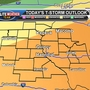 Severe weather possible Saturday