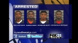 Four arrested after shooting at Monroe HS