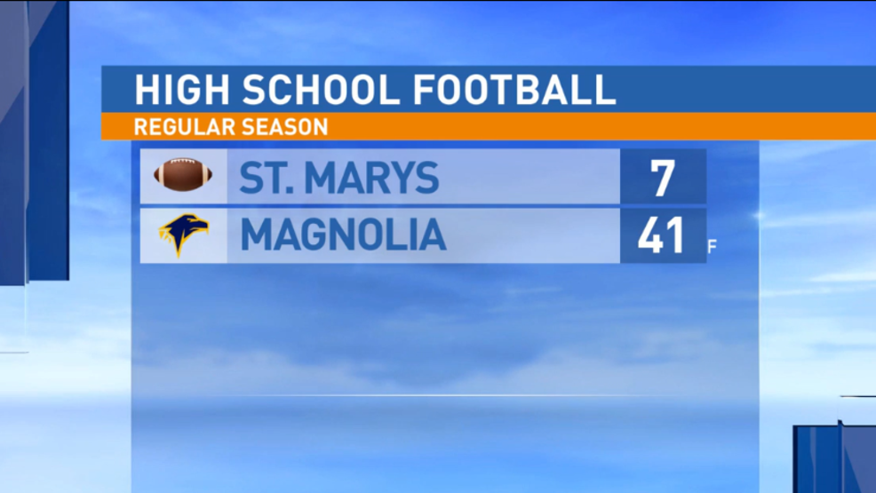 10.12.18 Highlights: St. Marys at Magnolia