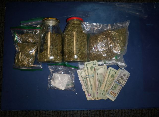 Drugs found at a Maryland daycare facility. (Photo, Anne Arundel County Police){&amp;nbsp;}<p></p>
