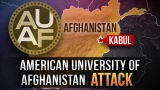 Attack on American University in Afghanistan leaves 12 dead