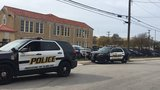 High school lockdown lifted, one in custody after student receives threatening texts