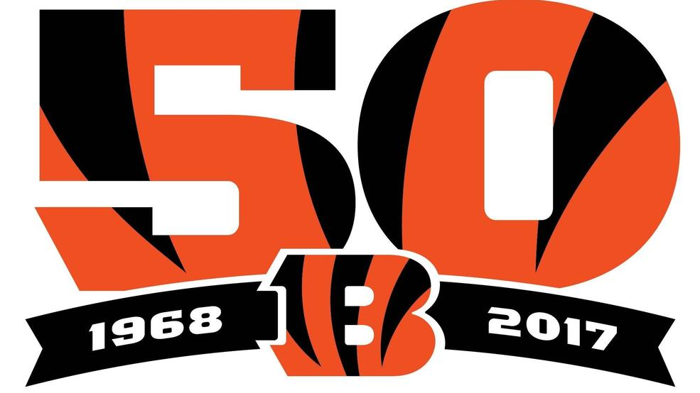Bengals Unveil 50th Anniversary Logo And Chance To Vote