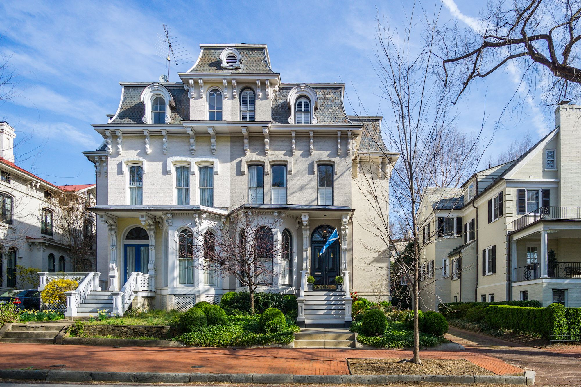 The 88th annual Georgetown House Tour will open the doors to nine of the city's most beautiful and historic private residences.{ } (Image: Courtesy Georgetown House Tour)