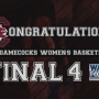Gamecocks make history as both men and women enter Final Four in the same year