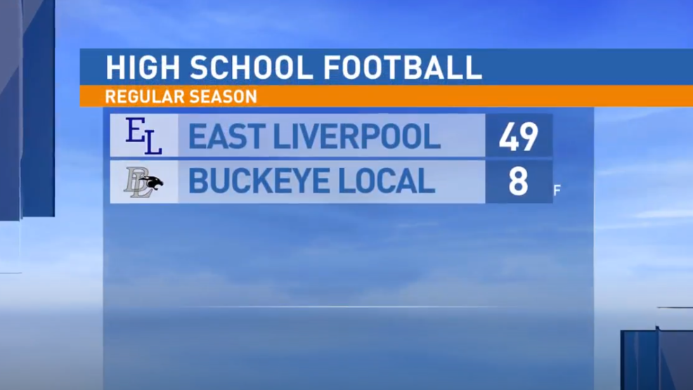 10.18.19 Highlights: East Liverpool at Buckeye Local