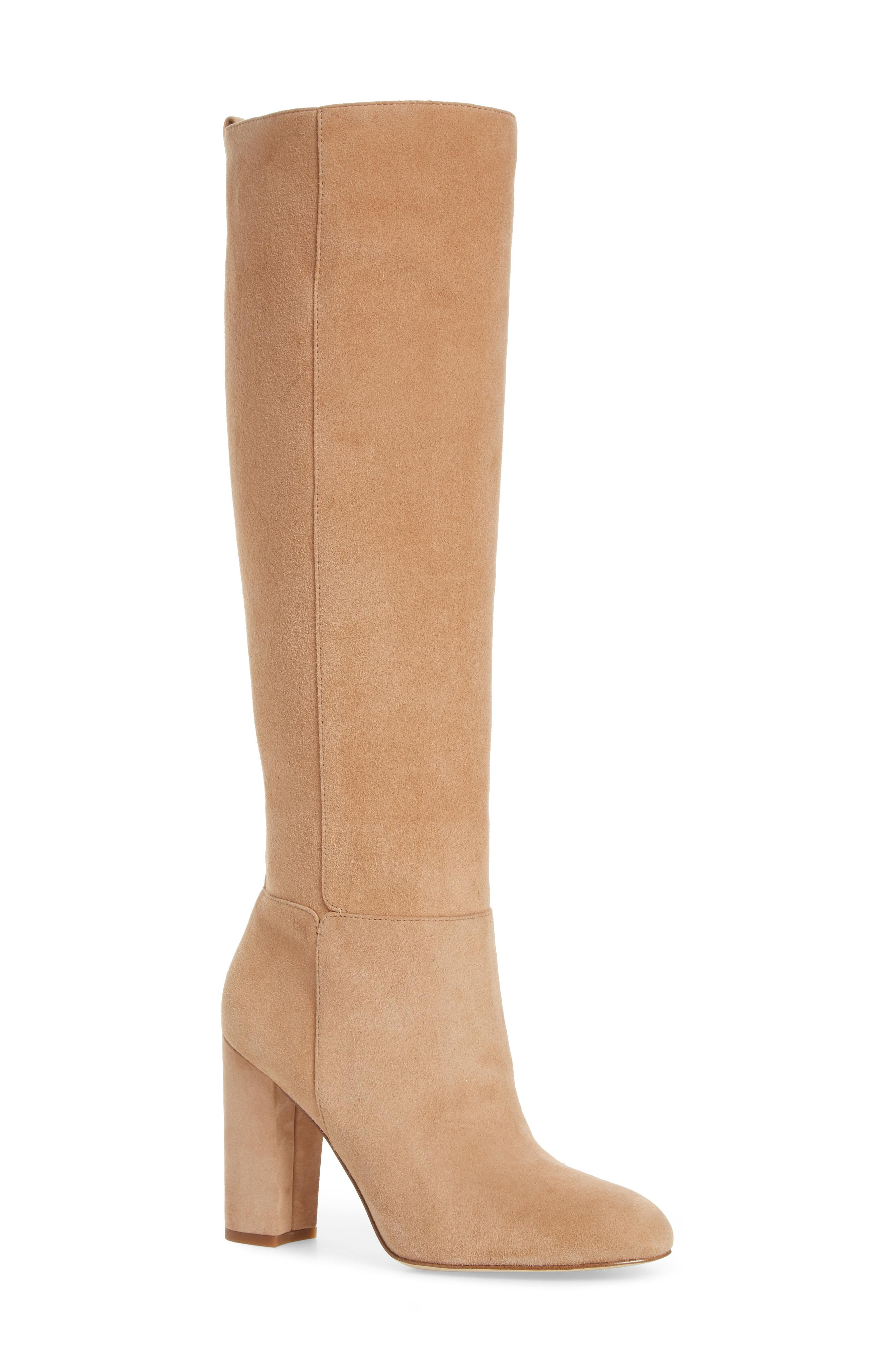 Sam Edelman Caprice Knee-High Boot{ } -- Sale: $149.90 / After Sale: $224.95{ }(Image: Courtesy Nordstrom)