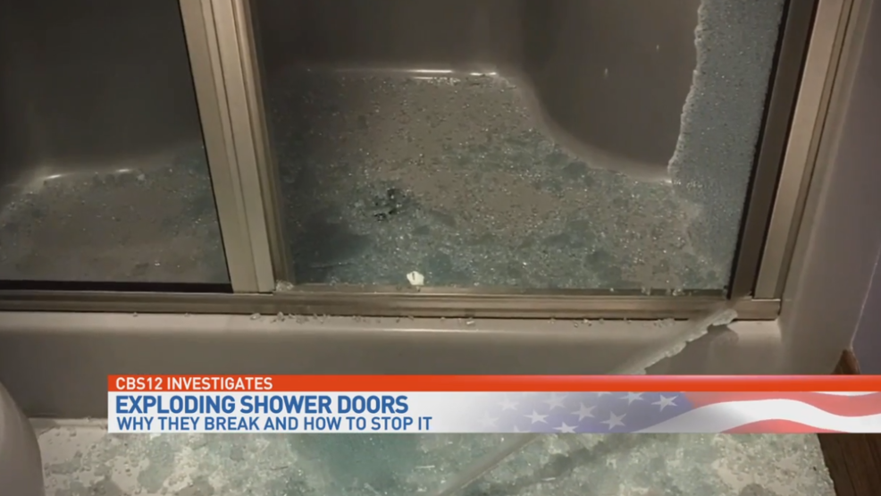Reasons Behind Why Shower Glass Doors Explode And How To