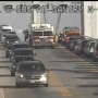 Vehicle loses tire, causing multi-vehicle crash on Bay Bridge: Officials