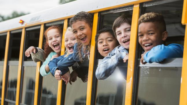 5 unexpected perks of being a school bus driver