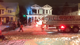 Multi-Family House Fire in Syracuse