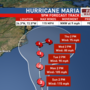 Tropical Weather Update: Tracking Maria and Local Impacts