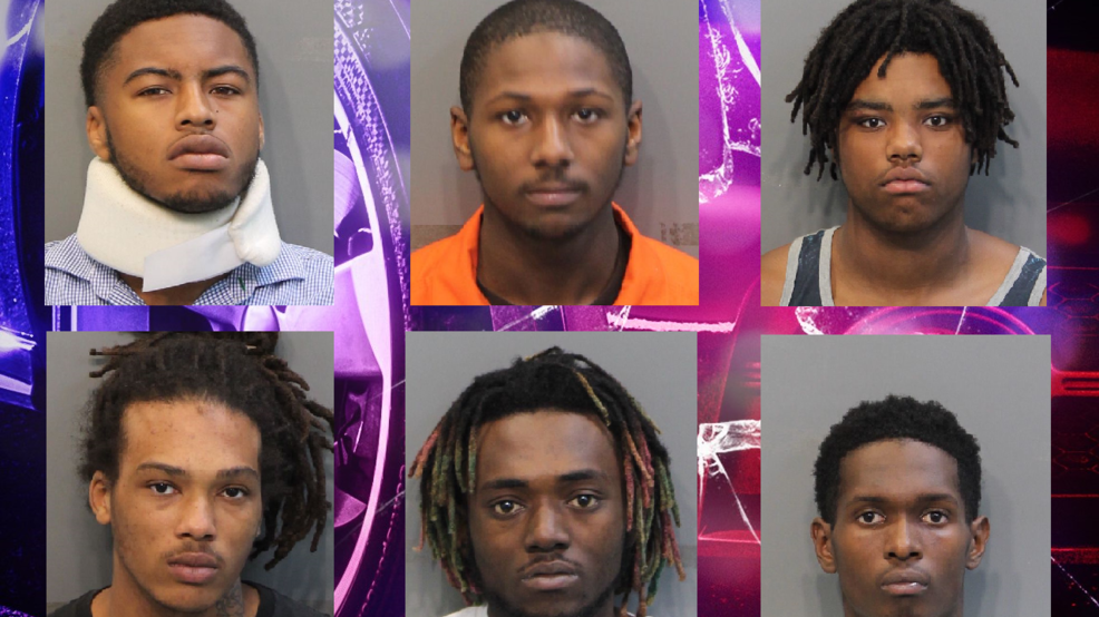 Eight people indicted in July Hamilton Co  car thefts, burglaries