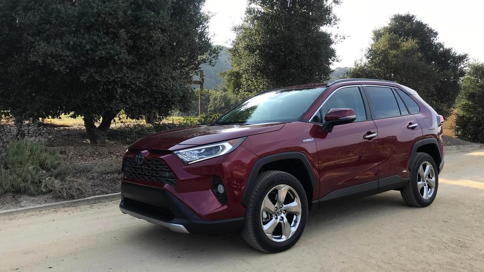11 Nice Features On The 2019 Toyota Rav4 Wwmt