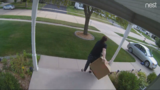 Video of porch theft in NE Cedar Rapids leads to arrest