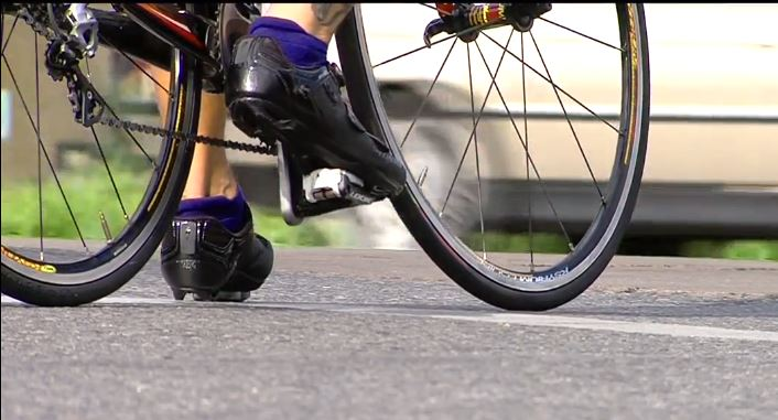 City councilmember suggests cyclists should be 'run off the road' (Photo: KUTV)