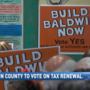 One mil tax on Baldwin ballot