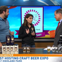 Lilac Fest holding Craft Beer Expo