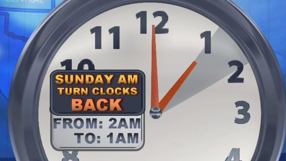 Daylight saving time is right around the corner