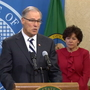 Inslee proposes tapping state reserves to pay for education funding