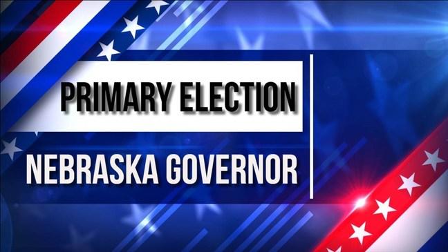 Nebraska Governor Primary Election Results