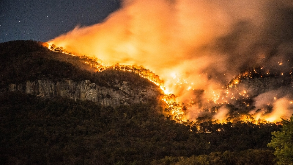 Party Rock Fire Grows To 2883 Acres Containment Still At