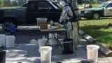 Meth lab dismantled after squatter flees Gainesville condo