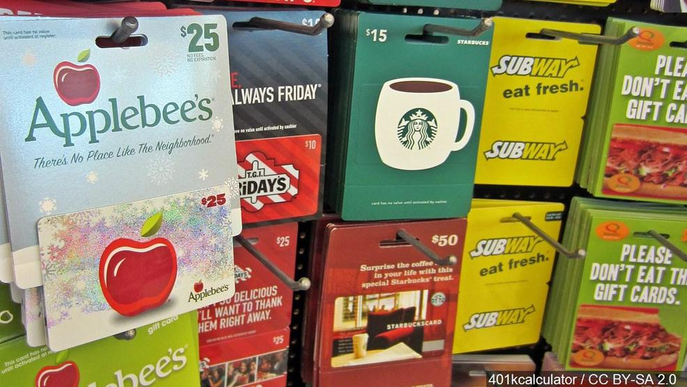Consumer warning: gift card scams on the rise | KEYE