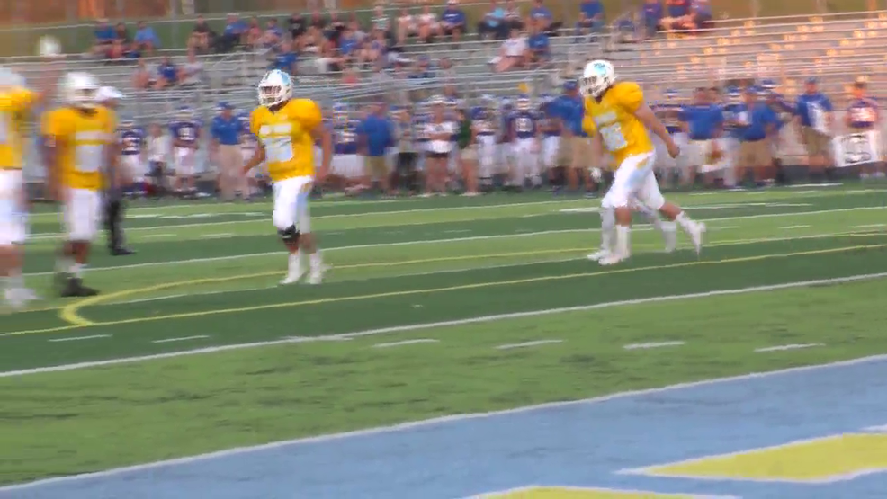 09.23.17 Video - Oak Glen vs. Vincent Warren - High school football