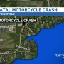 Fatal Motorcycle Crash On West Lake Shore Drive