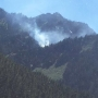 3 wildfires spewing smoke in Olympic Mountains