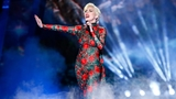 Gaga postpones Montreal show, citing laryngitis, infection