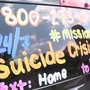 """We can't stay broken"" Midlands woman using car paint to open up suicide conversations"