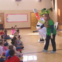 Dayton Dragons getting kids pumped up for baseball season