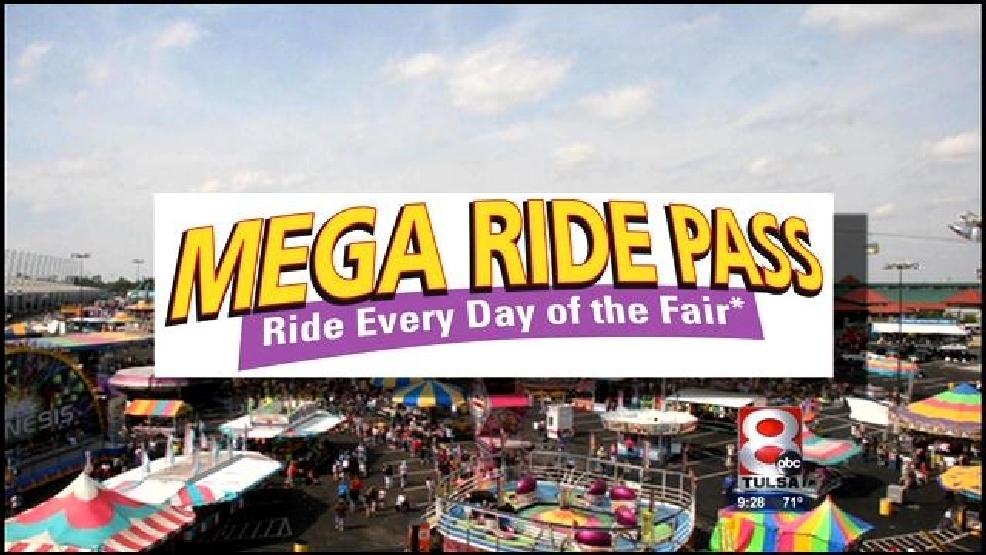 Tulsa state fair dates in Sydney