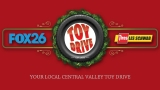FOX26 Les Schwab Tires Toy Drive